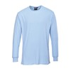 Portwest B123 Thermal Long Sleeve Shirt (Sizes Medium - X Large)