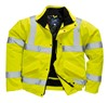 High Visibility Bomber Jacket (Sizes Small - 5X Large)